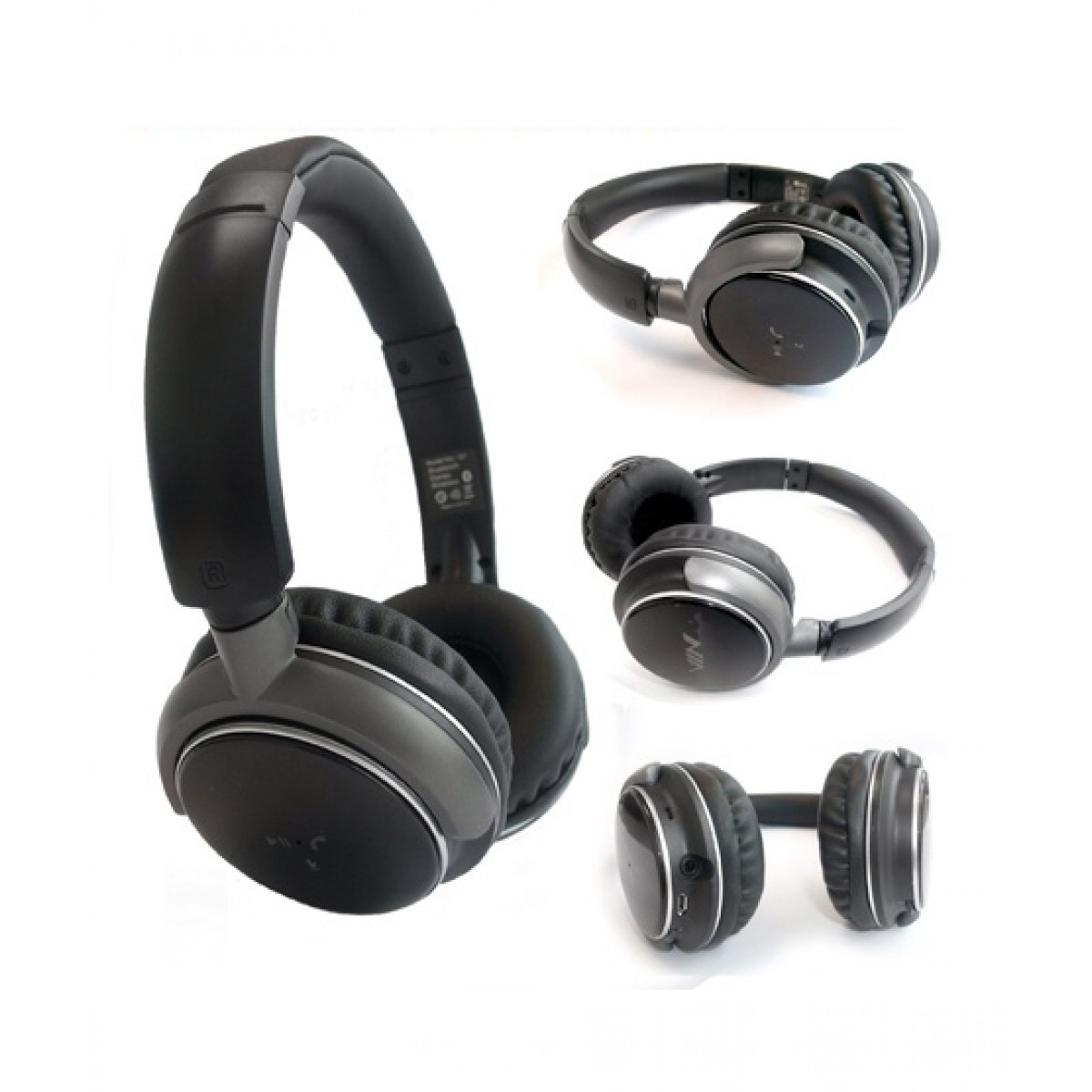 Nia Q1 Bluetooth Wireless Headphones Tech Savings